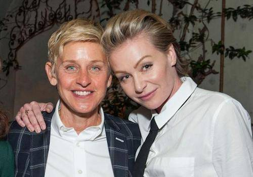 Gay and lesbian couples in Hollywood lead the way in the LGBTQ movement