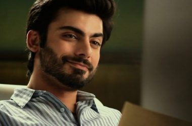 Fawad smiling