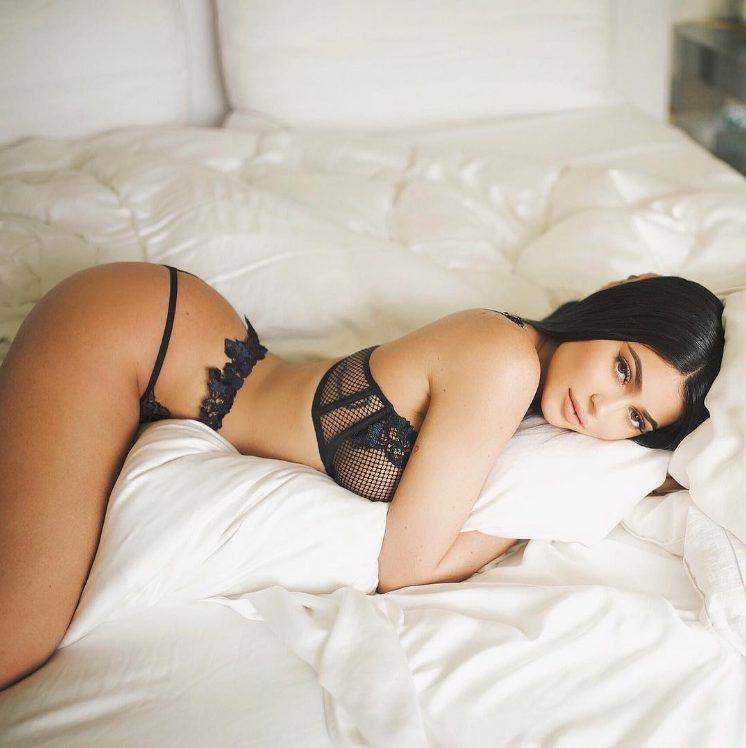 On a pillow