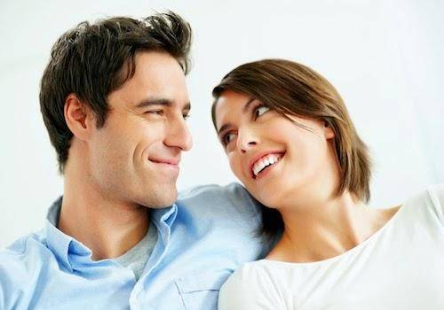 Relationship advice for women is to praise their men in front of his friends be will be madly in love with you all over again.