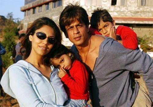 Shahrukh and suhana