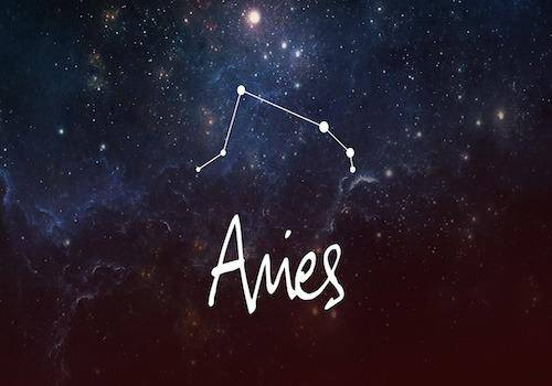 Zodiac Sign Aries is known for its go-getter attitude