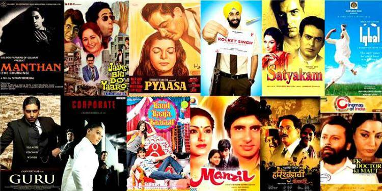 Bollywood movies poster