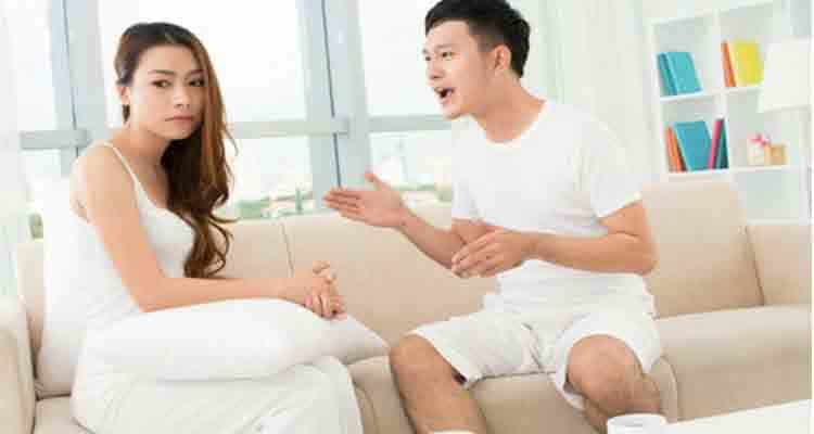 controlling and dominating husband