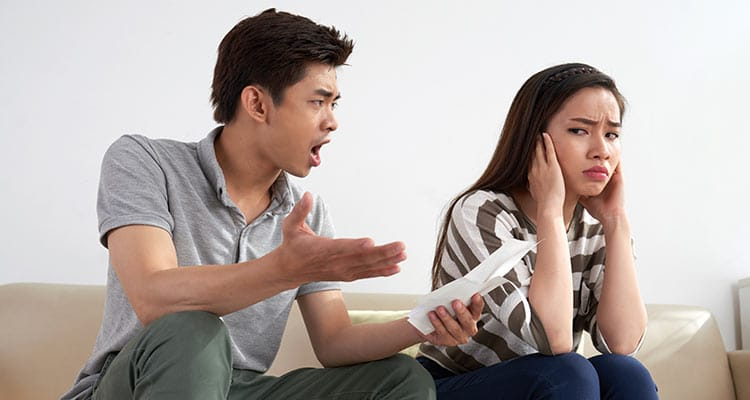 if you are too critical of each other's views, if you show contempt for each other's behaviours, then it's a definite red flag for the future of your relationship.