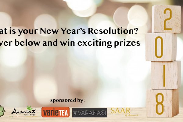 New Year resolution contest