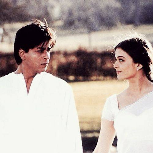 shahrukh and aishwarya