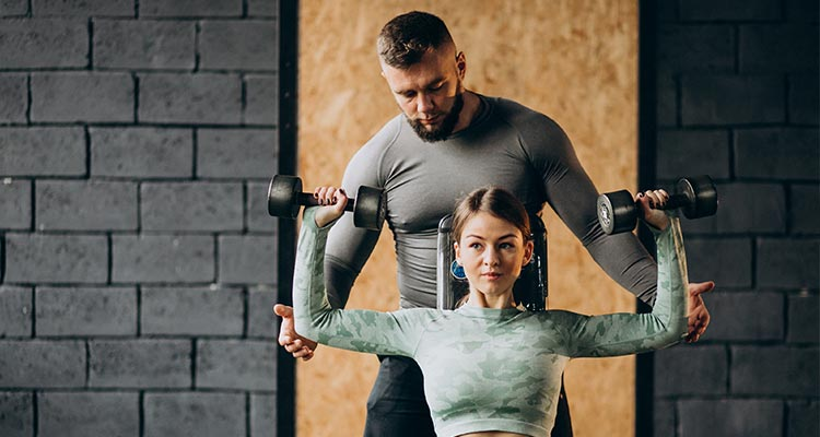 These are the times when our partner, who is on the better side, lifts us up, pumps some of their energy into us and pushes us to do that one more set of crunches.