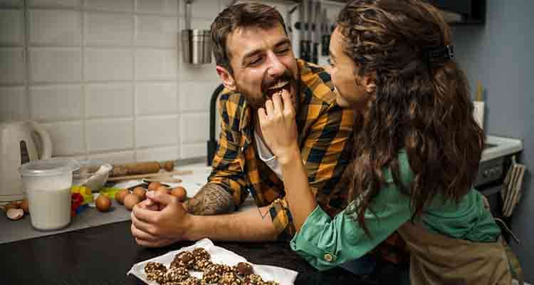 your foodie partner could be hangry