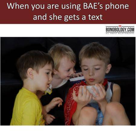 Bae gets message