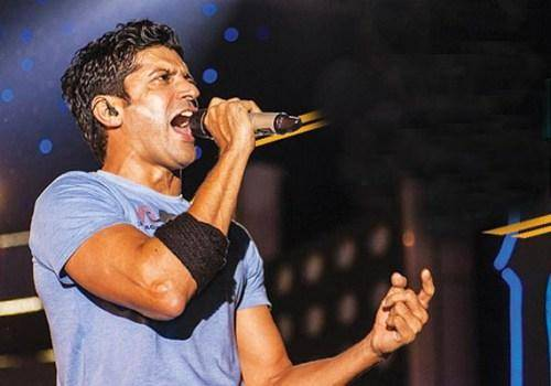 Farhaan akhtar is getting on withe his career