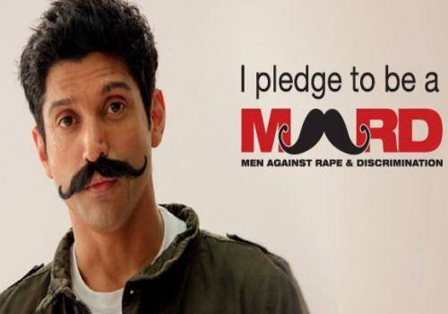 Farhan akhtar on respecting woman