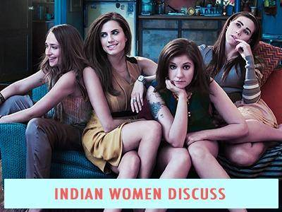 Indian women discuss (1)