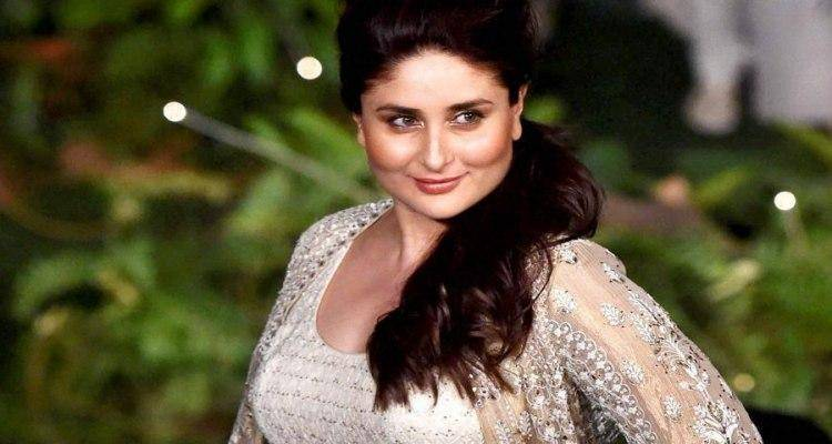 Kareena while pregnant