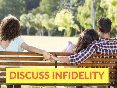Let's discuss infidelity