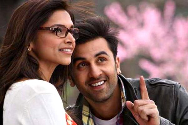 Ranbir and deepika in yeh jawani hai diwani