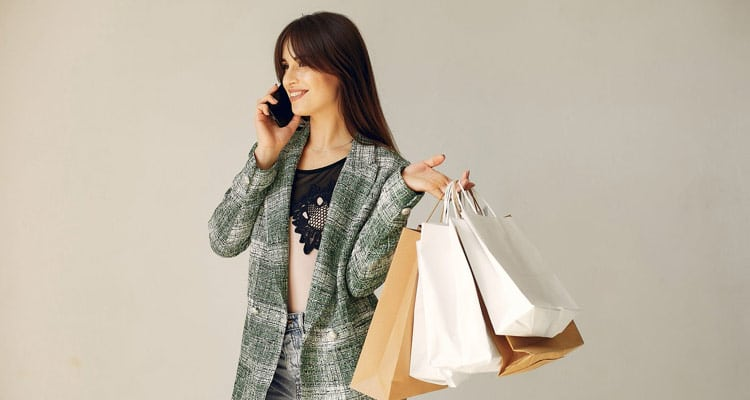 Shopaholics are not just women who love to hoard clothes and footwear