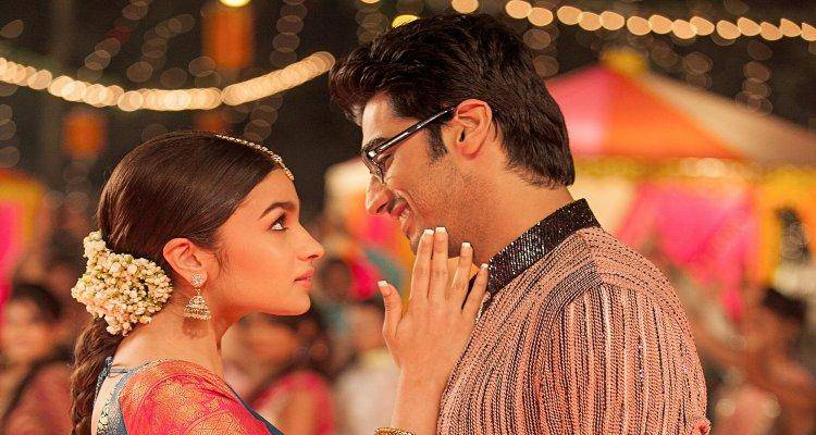 alia and arjun in 2 states