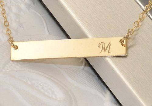 Bar engraved are great gift ideas for your love