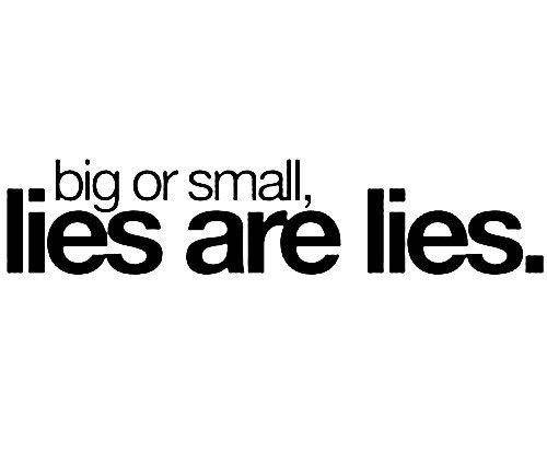 don't lie_win trust of a girl