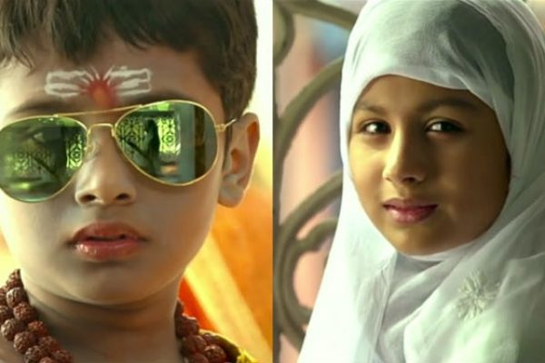 Hindu boy and Muslim girl