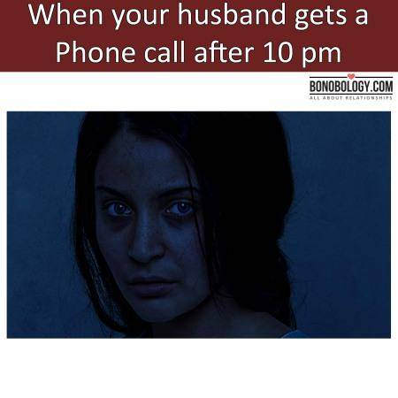 husband gets phone call after 10