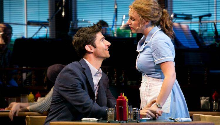 In love with waitress
