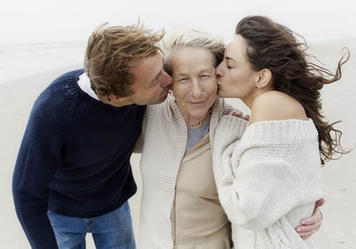 caring for aging parents should be something you should discuss