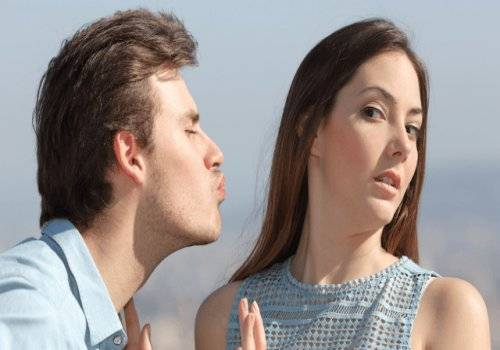 If your partner is lying to you you will instantly know from the body language