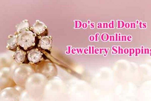 online jewellery shopping