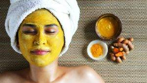 organic face pack