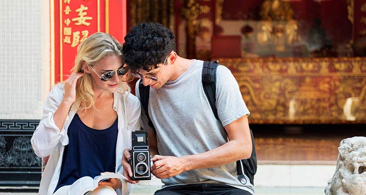 why you should travel with your partner