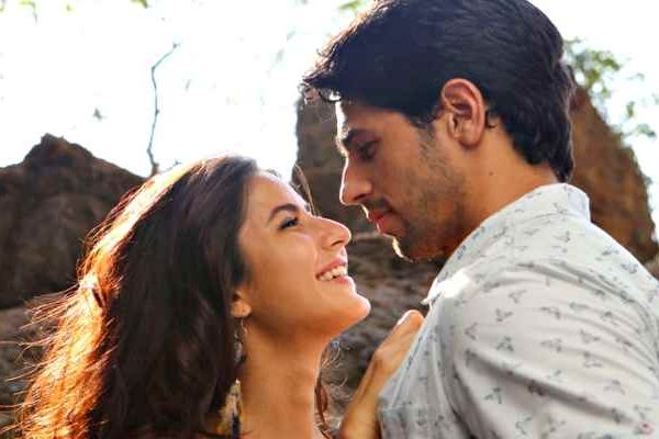 siddharth and katrina in bar bar dekho