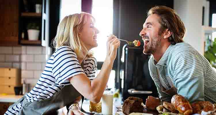 Do you have a foodie partner?