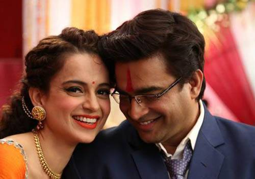 "'arranged but there was love'<a href=""https://scroll.in/article/728953/film-review-in-tanu-weds-manu-returns-kangana-ranaut-has-twice-the-fun""> Image Source </a>"