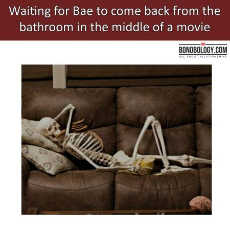 waiting for bae