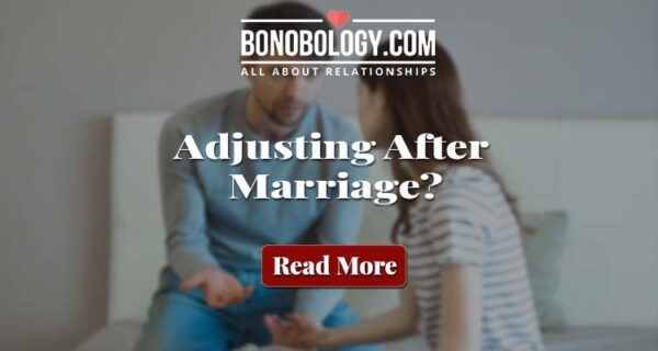 Problems after marriage