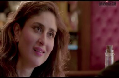 Amused kareena in ki and ka