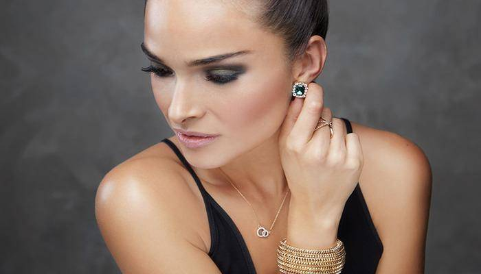 Some jewellery signify strength and courage.