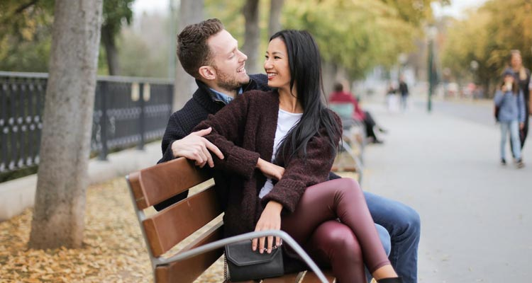 Modern man cannot easily adjust to being in love