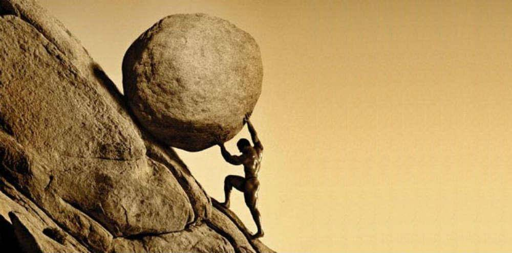Sisyphus-Greek Mythology
