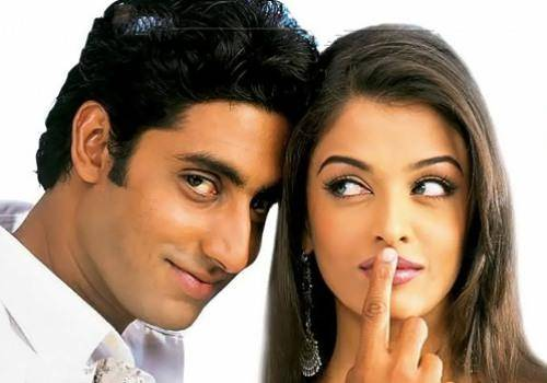 abhishek and aishwarya in kuch na kaho
