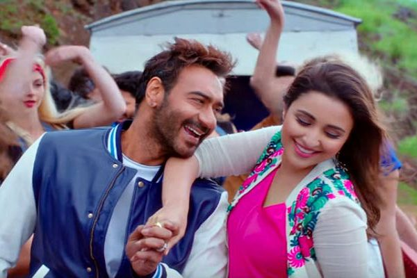 ajay and parineeti