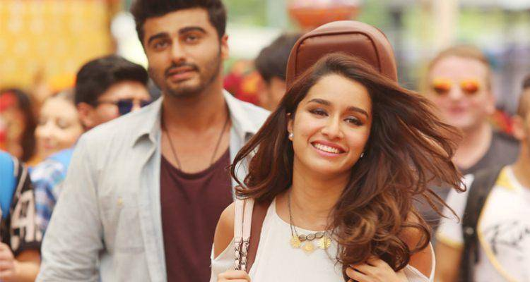 arjun and shraddha in half girlfriend
