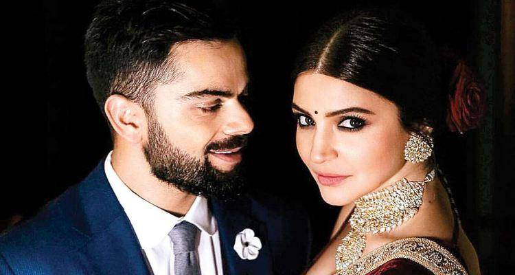 beautiful virat and anushka