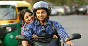 bhumi and ayushman in dum laga k haisha