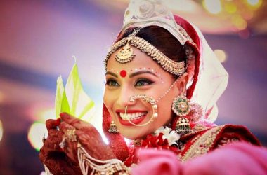 bipasha basu bridal look