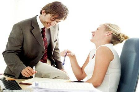 When two employees engage in a romantic relationship of any kind, it's a workplace affair