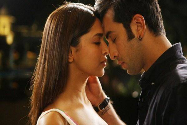 deepika and ranbir in kabira