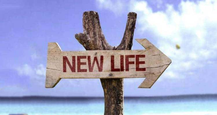 Started new life journey